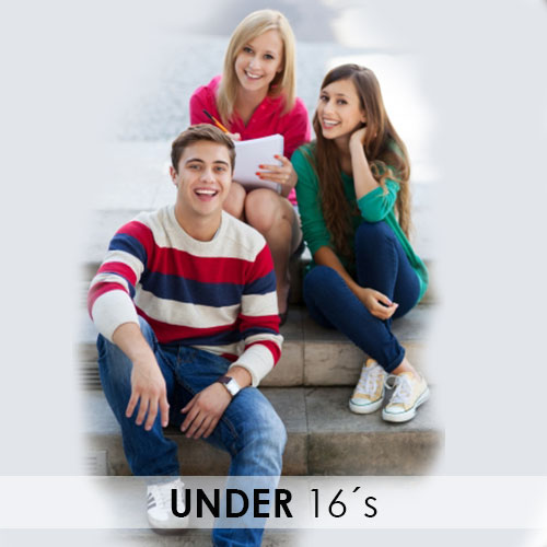 Under 16's
