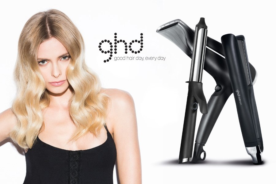 ghd at Nikki Froud Hairdressing