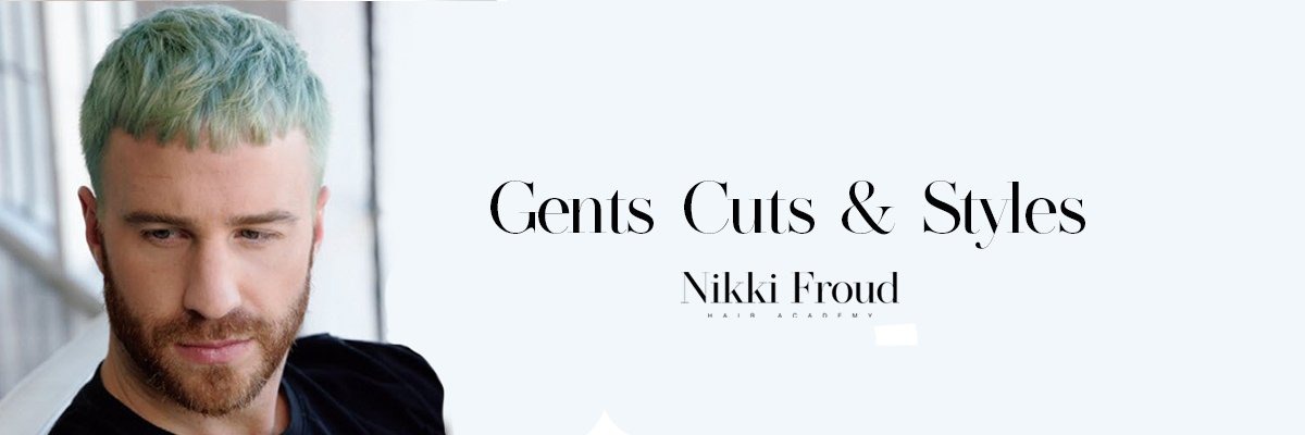 Gents Cuts Styles Nikki Froud Hairdressing Salon Lee On The Solent Gosport and Fareham