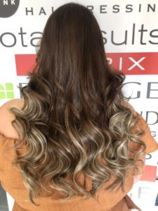 Hair Extensions at Top Hampshire Salon