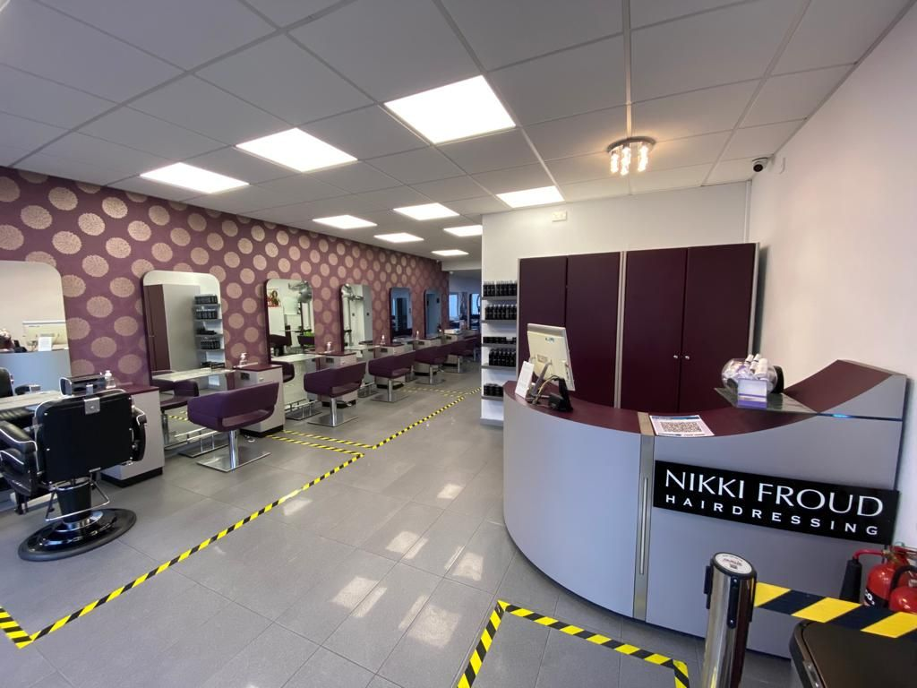 Top Hair Salon in Lee On The Solent