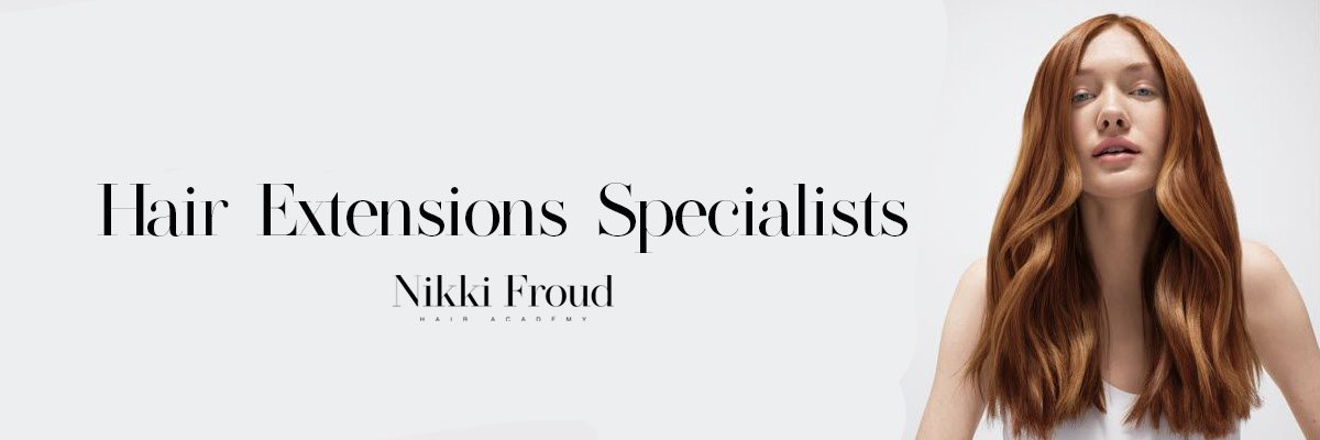 Hair Extensions Specialists Nikki Froud Hairdressing Salon Lee On The Solent Gosport and Fareham