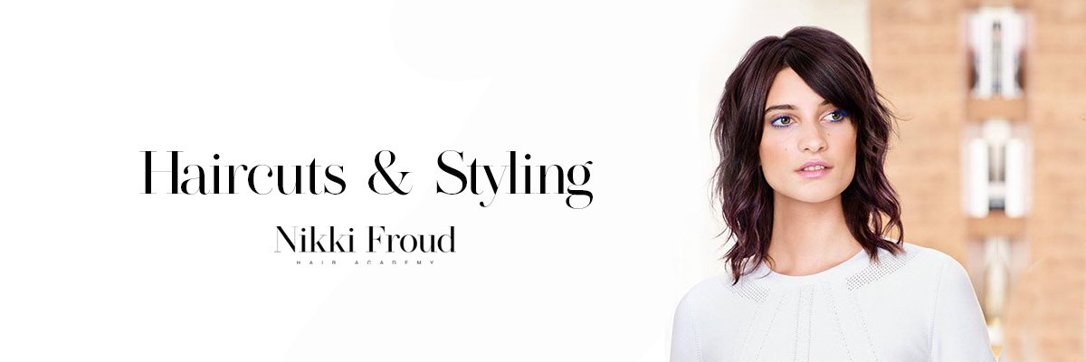 Haircuts Styling Nikki Froud Hairdressing Salon Lee On The Solent Gosport and Fareham