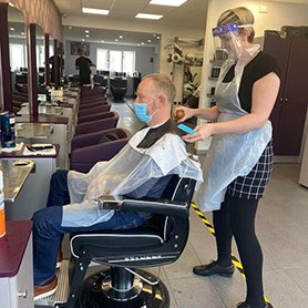 the best hair stylists near me, top salon in Lee-On-The-Solent, Hampshire