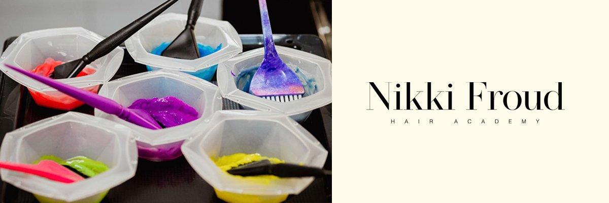 hair academy Nikki Froud Hairdressing Salon Lee On The Solent Gosport and Fareham