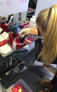 Salon Apprenticeships at Nikki Froud Academy in Hampshire